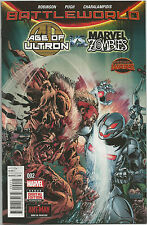 AGE OF ULTRON  VS. MARVEL ZOMBIES # 2 *  NEAR MINT