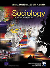 Sociology: A Global Introduction by Kenneth Plummer, John J. Macionis (Paperbac…