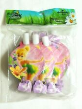 NEW~ TINKERBELL~ 8- PARTY BLOWOUTS - PARTY SUPPLIES