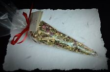 WITCHES HERB MIX Pot pourri Wicca Pagan Love  Witchcraft