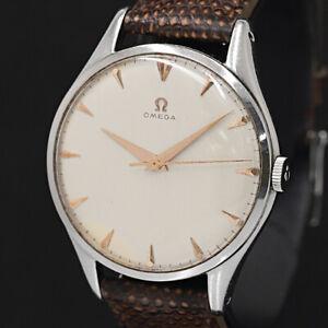OMEGA Watch Men's   Hand Winding St.Steel    T2743