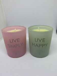 Votive Candles x 2 Pack