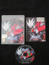 PS3 : BLAZBLUE CONTINUUM SHIFT EXTEND - Completo !