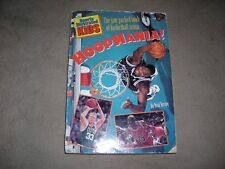 "1995 NBA ""Hoopmania"" paperback book, by Sports Illustrated, fair- good condition"