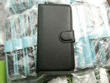 Job Lot 30 Samsung Galaxy S5 Mini Synthetic Leather Wallet Phone Cases - New