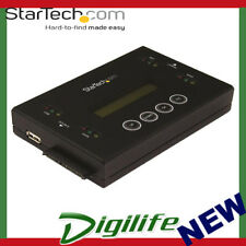 "STARTECH Drive Duplicator Eraser for USB Flash Drives and 2.5 / 3.5"" SATA Drive"