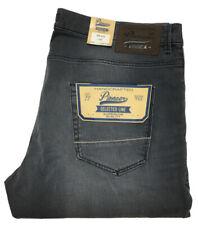 Pioneer Lake W42 L34 Stretch HANDCRAFTED Jeans Grau 3.Wahl Arbeitshose 9833.120
