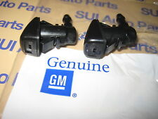 Chevy Pontiac Saturn Windshield Washer Squirter Nozzles NEW OEM