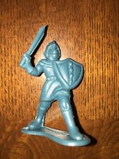 1983 TOYCO Plastic Ancient Warrior Fantasy Figure With Sword & Shield, Nice!! #3