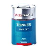 Beispritzverdünnung 1L Spot Blender 2K Beispritzlack Repair Überganglöser Troton