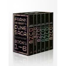 - Dune Saga 6 Book Collectors Edition Boxed Set by Frank Herbert