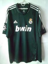 2012-13 Real Madrid Champions League Third Shirt Jersey Trikot XXL