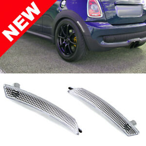 Mini Cooper R60 Countryman / R61 Paceman Rear Fender Side Marker Lights - Clear