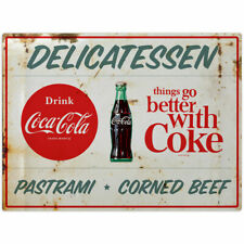 Coca-Cola The World/'s Favorite Soft Drink 3 Postcards w// Coke Decals Stickers