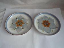 Denby Chatsworth  2 x Tea Plates
