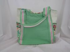 Vera Bradley Small Colorblock Tote Tutti Frutti NEW with Tags