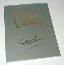 The Chinery Collection, By Scott Chinery - 1996, Signed Limited Edition H/C Book