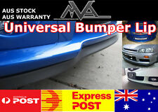 FRONT BUMPER SPOILER LIP SPLITTER BODY KIT Ford Falcon FG BA BF XR6 XR8 Focus