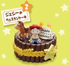 Rement Disney Pixar Toy Story Birthday Party Miniature Birthday Cake Jessie No.2
