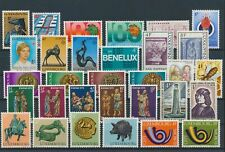 LL93163 Luxembourg nice lot of good stamps MNH