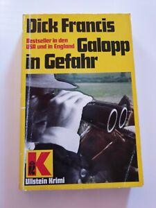 Buch von Dick Francis - Galopp in Gefahr
