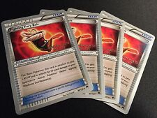 4 x Fighting Fury Belt 99/122 World Championship Pokemon Cards Mint