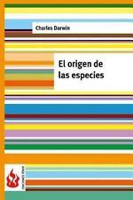 Ediciones Fénix: El Origen de Las Especies : (low Cost). Edición Limitada by...