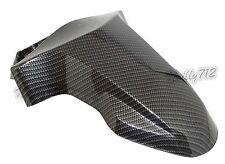 Genuine Front Fender Mudguard Mud Flap Guard Carbon Fit YAMAHA Zuma BWS YW 125