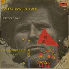 """GEORG DANZER & BAND - JETZT ODER NIE - N.E.I.N.  Single 7"""" (H848)"""