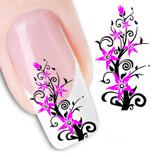 Adesivi  stickers nº 1 per la decorazione di unghie, nail art FX1432