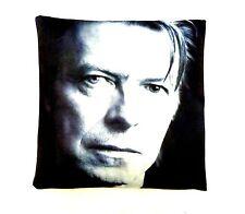 David Bowie Digital Impreso Funda De Cojín