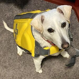 Top Paw Life Jacket Size XL Dogs 85-100 lbs Very Barely Used Water Safety Adjust