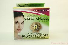 Perla Cream La Original Concha De Nacar Vitamina A Rejuvenecedora