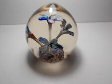 Clear 1950s/ 1960s/ 1970s Glass Paperweights
