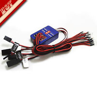 TAMIYA 12 LED Simulation Lights Smart System Flash Lighting for RC 1/10 Car B
