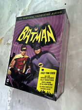 Batman: The Complete Television Series (DVD, 2014, 18-Disc Set) US Seller New