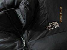 NORTHFACE NEW Mens XL NUPSTE 2 BLACK GOOSE DOWN VEST 700Fill  Authentic $149