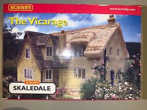 Hornby Skaledale OO Gauge The Vicarage House R8513