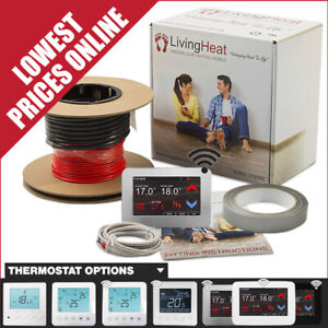 Underfloor Heating Loose Wire Cable Kits To Warmup Under Tile Floors 150w/m2