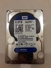 WD WD60EZRZ Blue 6 TB 3.5-inch SATA 6 Gb/s 5400 RPM PC Hard Drive (New and Seal)