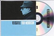 VAN MORRISON  VERSATILE - RARE NUMBERED PROMO CD