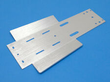 Tamiya 1/10 Aluminum Chassis plate with side Sand Scorcher Super Champ Buggy SRB