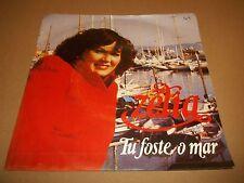 """ZELIA """" TU FOSTE O MAR """" 7"""" SINGLE EXCELLENT PORTUGAL 1981 RARE"""