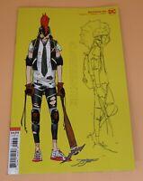 Batman #96 Clownhunter Variant DC Comics 1:25 Jorge Jimenez ~ Unread NM
