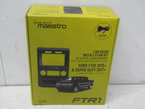 iDatalink - Maestro Dash Kit (KIT-FTR1)