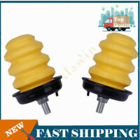 New Bump Stops Set of 2 Rear Driver&Passenger Side For Chevy LH RH 15712438 Pair