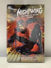 🔥DC Nightwing Prince Of Gotham Omnibus HC - SEALED never read - FREE SHIPPING