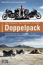 Doppelpack - Eine faszinierende Reise von New York nach Feuerland MOTORRAD REISE