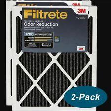 Ac Filters: 2-Pack 16x20x1 Filtrete 1200 Mpr Allergen Defense Odor Reduction