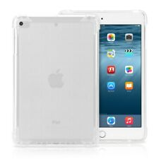 iPad mini 1/2/3/4 Cover Schutzhülle TPU Silikon mit Kantenschutz Transparent